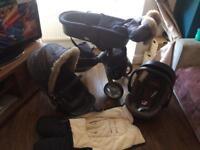 Stokke Xplory stroller