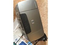 HP photo printer and assorted photo paper