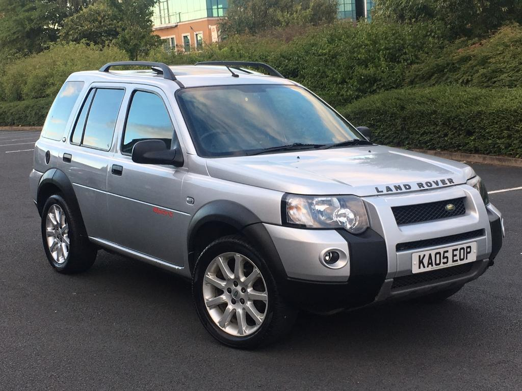 2005 land rover freelander 2 5 v6 sport automatic in birmingham city centre west midlands. Black Bedroom Furniture Sets. Home Design Ideas