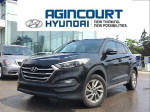 2017 Hyundai Tucson SE 2.0 AWD/LEATHER/PANOROOF/BLINDSPOT/BCAM