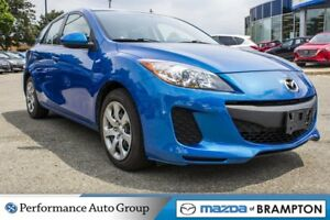 2012 Mazda MAZDA3 GX (M5)|MP3|CD|KEYLESS|BUCKETS|POWER STEERING