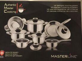 MASTERLINE POTS & PANS