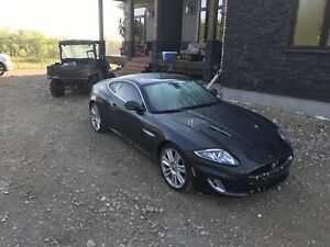 2012 SUPERCHARGED Jaguar XKR