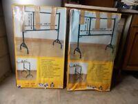 Adjustable Trestle stands