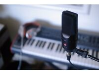 Mobile recording and production