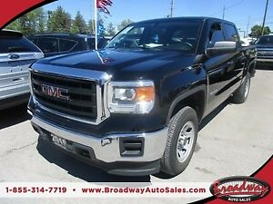 2015 GMC Sierra 1500 WORK READY SLE EDITION 6 PASSENGER 4.3L - V
