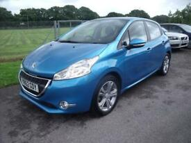 PEUGEOT 208 ACTIVE - FSH - £20 Road Tax, Blue, Manual, Petrol, 2012