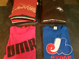 TEES AND LIGHTWEIGHT SWEATERS