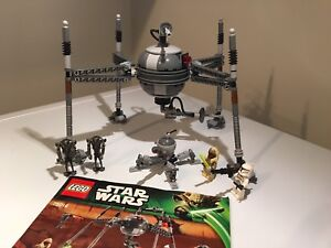 Lego star wars #75016 Homing Spider Droid