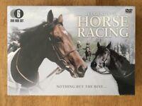 Legends of horse racing 6 dvd box set