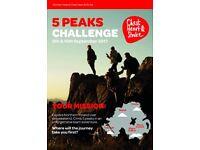 5 Peaks Challenge