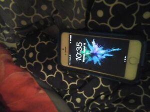iPhone 5 Silver 16gbs