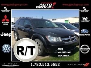 2010 Dodge Journey R/T | Upright Styling | Performance