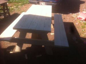 6 foot picnic tables for sale.heavy duty