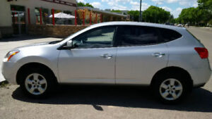 2010 Nissan Rogue SUV, Crossover with only 76950 KM