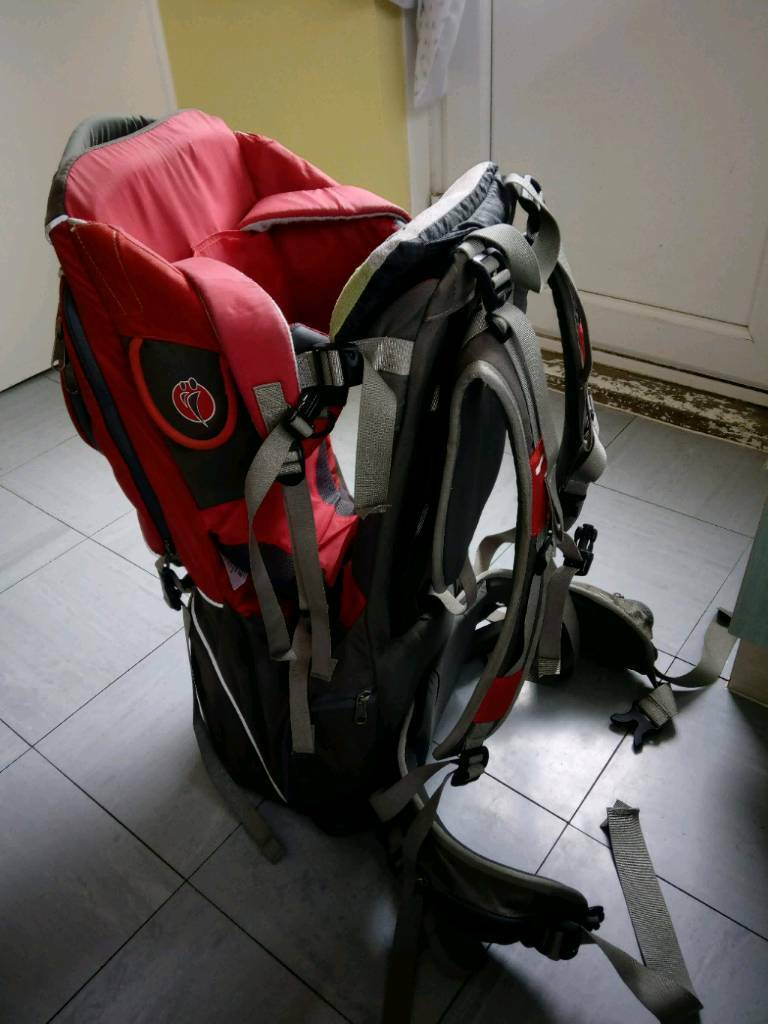 Littlelife backpack carrier s2