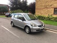 2004 HONDA JAZZ 1.4 – 5 DOOR, PETROL, HATCHBACK, MANUAL, 12 MONTHS MOT, ONLY 80K MILEAGE