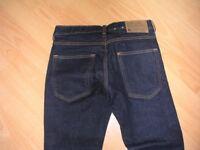 Dark denim jeans - as new