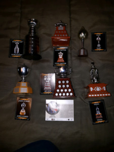 Mcdonalds NHL beat hockey trophies
