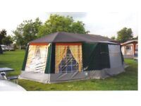 Acropolis Trailer Tent, Very Good Condition , Garage Stored ,Massive Awning.