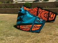 Naish Torch Kitesurfing kite 2013 9m