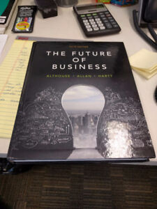 The Future of Business 5th Edition - Althouse
