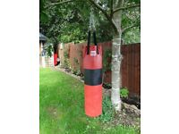 Lonsdale high quality heavy duty punch bag for sale