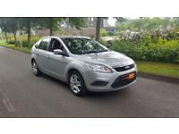 2010 60 Plate Ford Focus 1.6 TDCI Style only £30 Tax, 2 keys!
