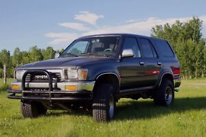 1991 Toyota 4Runner New Engine WANT GONE