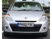 2010 (OCT10) RENAULT CLIO 1.2 EXTREME *VERY LOW MILES - 3 DOORS - 1 OWNER - PETROL - SILVER