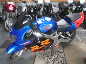Honda CBR 900 Fireblade 2000 Reg