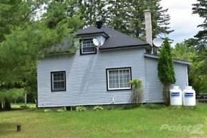 Homes for Sale in Round Lake, Killaloe, Ontario $164,800