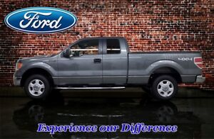 2011 Ford F-150 SUPERCAB XLT 4X4
