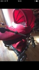 Mamas & Papas Pixo Carrycot/pushchair Set