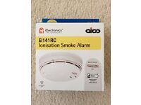 Smoke Alarm - new - Aico Ionisation Smoke Alarm ei141rc