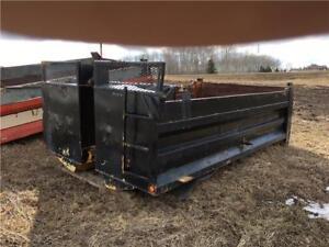 15 foot Renn Gravel Box