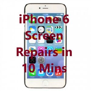IPHONE 6 LCD REPLACEMENT ON SPOT ... *** OPEN SUNDAY ***