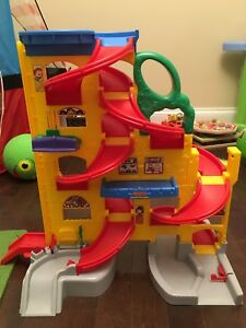 Fisher Price Little People Rampway