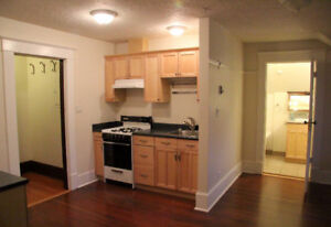 1 bedroom Available Sept 1st  614 Seaforth St.