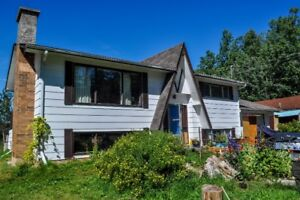 Affordable home on 5 acres, 10 mins east of Telkwa