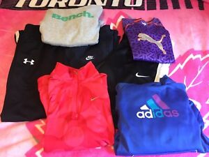 Nike/Adidas/Puma/Under Armour/Bench clothing for kids