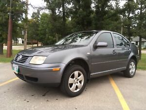 2003 VW Jetta GLS - fully loaded