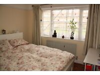 Furnished double room in a cozy 2 bedroom flat