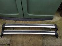 BMW E36 genuine roof bars