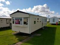Pre loved holiday home at Berwick holiday park.