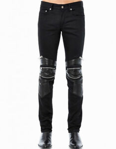 Saint Laurent Paris Biker Denim SZ.32 Pants