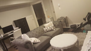 One bedroom basement  suite  for  rent starting Sep 1, 2017