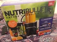 Never used Nutri BULLET Rx