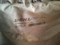Dunlop Mens Waterproof Golf Jacket Grey Size XL