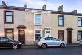 2 bedroom house to let in Blackburn Audley range partly furnished